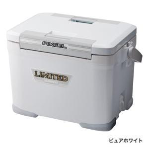 【クーラーセール限定特価】フィクセル・リミテッド 170 HF-017Nピュアホワイト|tsurigunodaishin