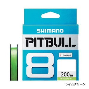 シマノ ピットブル8 PLM68R ライムグリ...の関連商品3