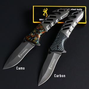 ブローニング フォールディングナイフ A339 新品 折りたたみナイフ フィッシングナイフ アウトドア 釣りナイフ BROWNING|tsuriking