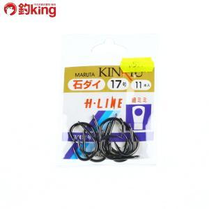 金龍 石鯛(穴明)黒 細耳 17号 11入 新品 石鯛釣り 釣り針 フック KINRYU|tsuriking