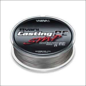 バリバス アバニ キャスティングPE SMP 600m 8号 ソルトルアーゲーム ライン キャスティング プラッキング tsuriking
