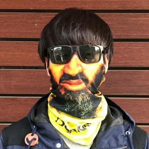 フェイスマスク オサマ ネックウォーマ 日焼け防止 防風 スポーツウェア 新品|tsuriking