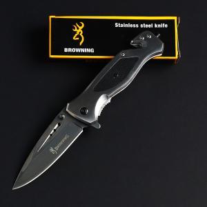 ブローニング フォールディングナイフ DA-74 折りたたみナイフ フィッシングナイフ アウトドア 釣りナイフ BROWNING 新品|tsuriking