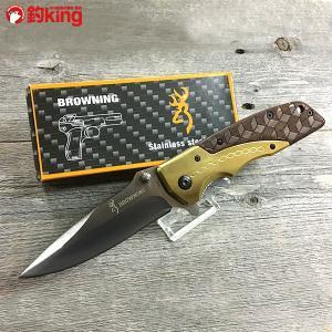 ブローニング フォールディングナイフ DA-77 折りたたみナイフ フィッシングナイフ アウトドア 釣りナイフ BROWNING 新品|tsuriking