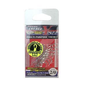 カツイチ デコイ Y-S22 2/0 トリプルフック 釣り針 新品|tsuriking