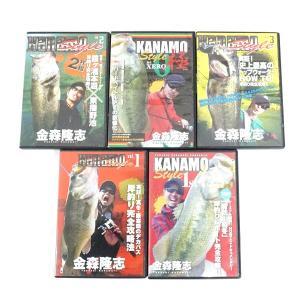 金森 隆志 KANAMOスタイル 5枚セット/D347M 美品(中古)
