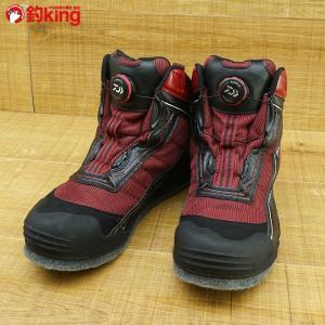 ダイワ PVフィッシングシューズ PV-2550 26cm/N188M 極上美品 磯靴|tsuriking