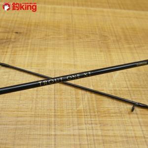 シマノ トラウトワン XT TO-60L-2/N461L トラウトロッド 美品 tsuriking