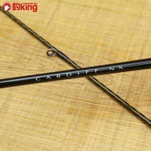 シマノ カーディフ NX B50UL/N507L 極上美品 トラウトロッド tsuriking