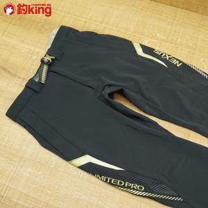 シマノ ネクサス シェラーパンツ リミテッドプロ PA-131P Lサイズ ブラック/P049M 美品 フィッシングパンツ|tsuriking