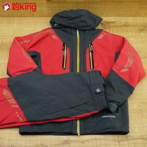 シマノ ゴアテックス プロテクティブスーツ RT-112K Lサイズ/P051M 美品 フィッシングウェア|tsuriking