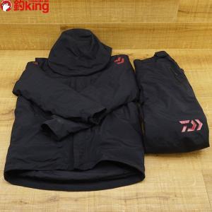 ダイワ ゴアテックス プロダクト ウィンタースーツ DW-1906 Mサイズ/S380M 美品 フィッシングウェア|tsuriking