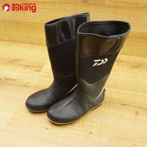 ダイワ ウォームアップブーツ WB-3300 Lサイズ/T132M ラジアルブーツ 磯靴 長靴 クロロプレン使用 カップインソール 美品|tsuriking
