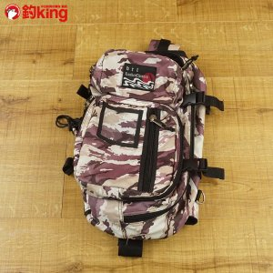 DRT ゲームパック ホワイトカモ/U080M バックパック フィッシングバッグ|tsuriking