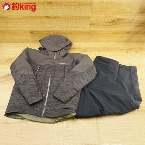 シマノ DS アドバンス ウォームアップスーツ RB-025Q XLサイズ/U217M 美品 フィッシングウェア|tsuriking