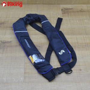 ブルーストーム ライフジャケット BSJ-2520RS/X005M 美品 ライフジャケット|tsuriking