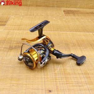 ダイワ 18トーナメントISO 2500SH-LBD/X301M 未使用品 スピニングリール|tsuriking