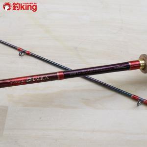 シマノ ワールドシャウラ 1701FF-2 レッド/C097L 美品 SHIMANO 釣り バス ルアーロッド フレッシュ 淡水 フィッシング|tsuriking