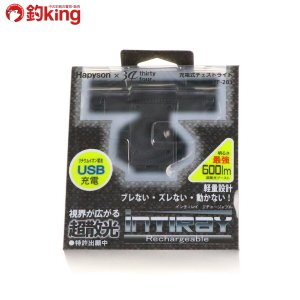 ハピソン×34 充電式チェストライト YF-201/K441M 未使用 アオリイカ エギング ライトゲーム アジング メバリング  ルアーフィッシング 釣り|tsuriking