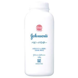 ジョンソンエンドジョンソン ジョンソン ベビーパウダー シェーカータイプ (100g)|tsuruha
