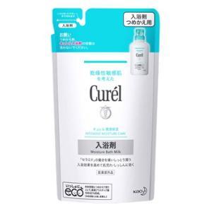 花王 キュレル 入浴剤 つめかえ用 (360ml) 詰め替え用 curel|tsuruha