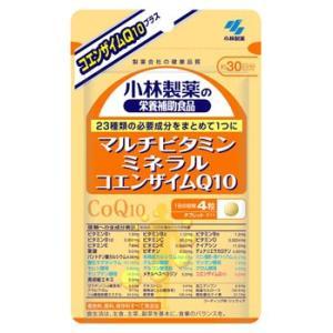 小林製薬 マルチビタミン・ミネラル+コエンザイムQ10(約3...