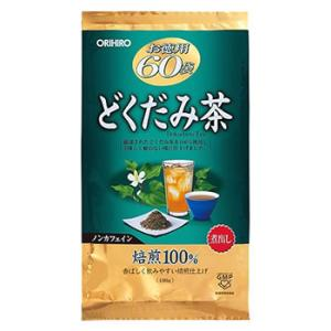 オリヒロ お徳用 どくだみ茶 (60包) ★内容量:180g(3g×60包) ★特長:徳用60包。厳...