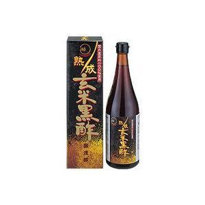オリヒロ 熟成玄米黒酢 720ml