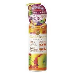 明色 DETクリア ブライト&ピール ピーリングジェリー ミックスフルーツの香り (180ml)