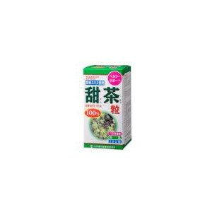 山本漢方の甜茶粒100% (280粒)