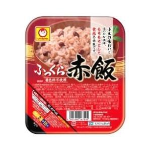 東洋水産 マルちゃん ふっくら赤飯 着色料不使用 (160g) ※軽減税率対象商品