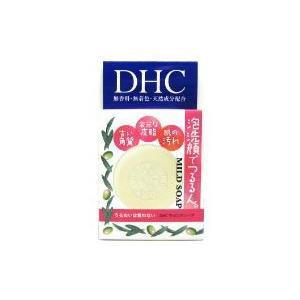 DHC マイルドソープ 洗顔せっけん (35g) ★内容量:35g ★特長:泡の洗浄力で、すっきりツ...