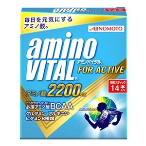 味の素 アミノバイタル 【顆粒タイプアミノ酸サプリメント】 (14本入り)
