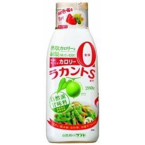サラヤ 自然派甘味料 ラカントS 液状 (280g) ※軽減税率対象商品