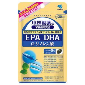 小林製薬 小林製薬の栄養補助食品 DHA EPA α-リノレン酸 約30日分 (180粒)