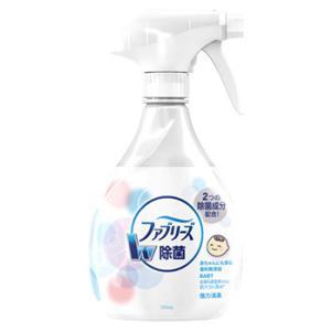 P&G 香料無添加ファブリーズ 本体 (370mL) 布製品の消臭・除菌 【P&G】