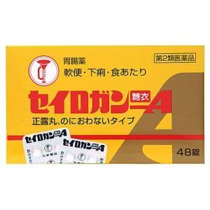 【第2類医薬品】大幸薬品 セイロガン糖衣A (48錠)