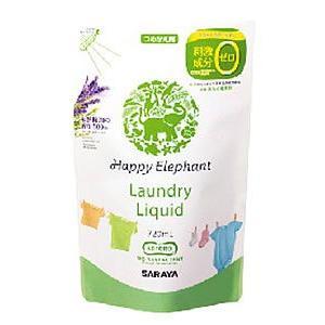 サラヤ ハッピーエレファント 液体洗たく用洗剤...の関連商品9