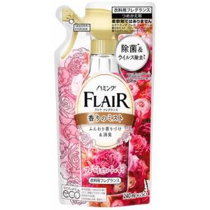 花王 フレア フレグランス 香りのスタイリングミスト フローラル&スウィート つめかえ用 (240mL) 詰め替え用|tsuruha