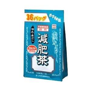 山本漢方 減肥茶 お徳用 (8g×36包) 冷水・煮だし ※軽減税率対象商品|tsuruha