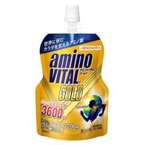味の素 アミノバイタル GOLD ゴールド ゼリードリンク (123g) アミノ酸