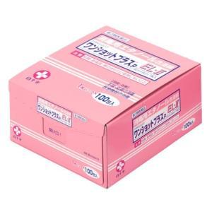 【第3類医薬品】白十字 脱脂綿 ワンショットプラス P EL-II EL-2 アルコール綿 (100包)