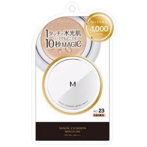 ミシャ MISSHA M クッションファンデーション モイスチャー No.23 自然な肌色 (15g)