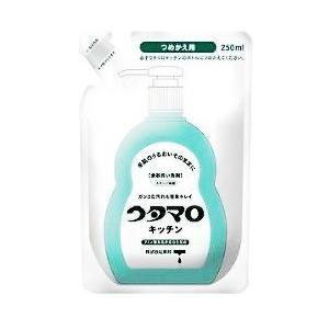 東邦 ウタマロキッチン つめかえ用 (250mL) 詰め替え用 食器用洗剤