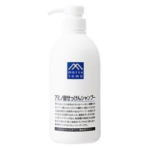 松山油脂 M mark エムマーク アミノ酸 せっけんシャンプー (600mL) Mマーク
