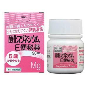 【第3類医薬品】健栄製薬 酸化マグネシウムE便秘薬 (90錠)|tsuruha