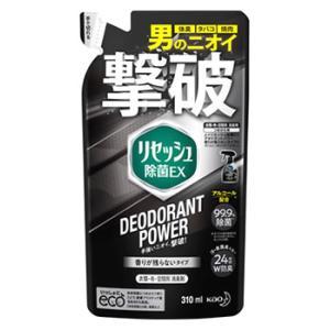 花王 リセッシュ 除菌EX デオドラントパワー 香りが残らないタイプ つめかえ用 (310mL) 詰...
