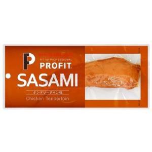 丸善 プロフィット SASAMI ささみ タンドリーチキン味 (1本) 加熱食肉製品 鶏ささみ味付 ...