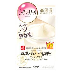 常盤薬品 サナ なめらか本舗 リンクルジェルクリーム N (100g) SANA オールインワン