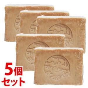 《セット販売》 アレッポの石鹸 ノーマルタイプ 無添加無香料 (200g)×5個セット 石けん